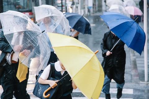 「数十年に一度」の大雨