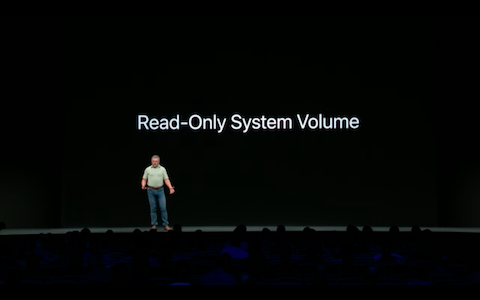 Macの管理者ユーザーが消えた場合 – read-only file systemエラー –