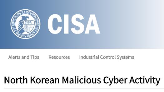 北朝鮮のサイバー活動、通称:HIDDEN COBRA