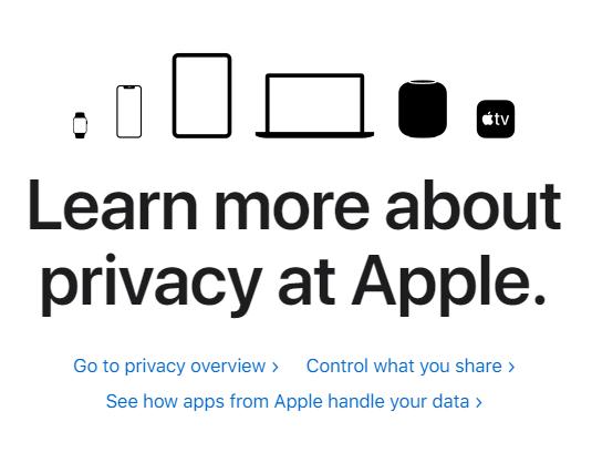 Appleのインテリジェント・トラッキング防止について