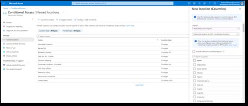 RSA2021での条件付きアクセスとAzureVMの新しいAzureAD機能