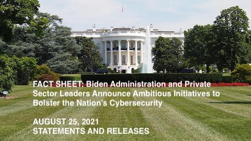 ファクトシート:バイデン政権と民間セクターのリーダーが、国のサイバーセキュリティを強化するための野心的なイニシアチブを発表